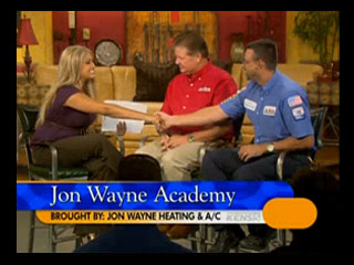 In The News Jon Wayne Academy San Antonio Tx